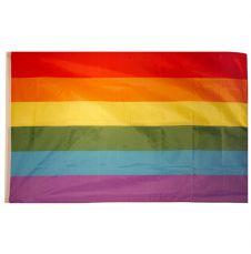 Rainbow Flag (3 Ft x 2 Ft)