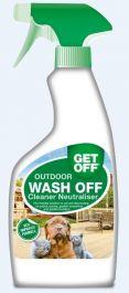 Get Off Outdoor Wash Off Cleaner Neutraliser - 500ml Spray