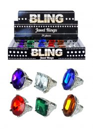 Giant Ring Assorted Colours