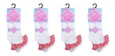 Girls Lace Socks Assorted