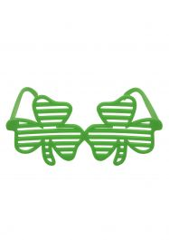 Glasses Shutter Shamrock