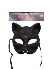Glitter Cat Mask 2 Assorted