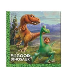 Good Dinosaur Napkins (Pack of 20)