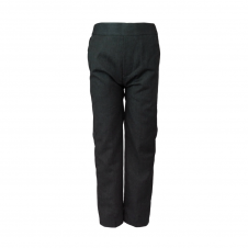 Half Elastic Pull Up Trouser