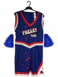 Halloween Cheerleader Costume
