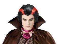 Halloween Vampire Wig 30cm
