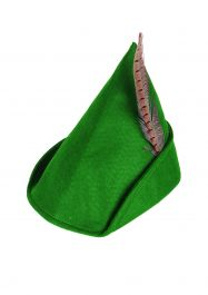 Hat Robin Hood Adult Fabric