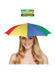 Hat Umbrella Adult