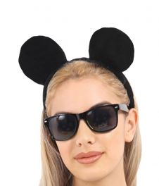 Headband Mouse Ears