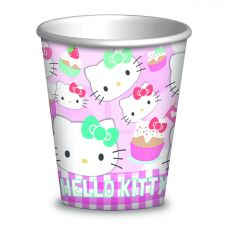 Hello Kitty Cups (Pack of 8)