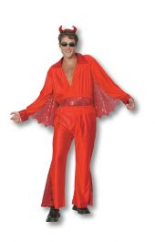 Hellvis Costume