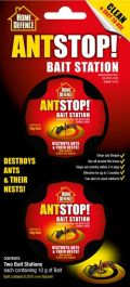 Home Defence Antstop Bait Station - Twin Pack