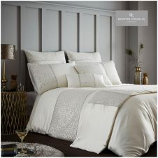 HORIMONO DUVET SET CREAM