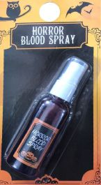 Horror Blood Spray