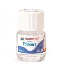 Humbrol Enamel Thinners - 28ml Bottle