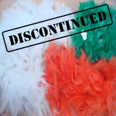Irish Feather Boa High Quality