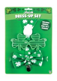Irish St Patricks Day 3 Pc Set