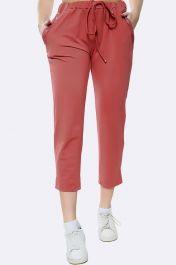Italian Plain Sequin Pocket Trousers
