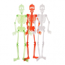 Jointed Skeleton Assorted (90cm)