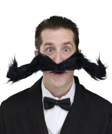Jumbo Bendy Mustache 0.5 Meter