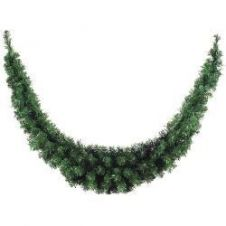 Kaemingk Decorative Swag Green - 180cm