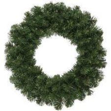 Kaemingk Imperial Pine Wreath Green - 50cm