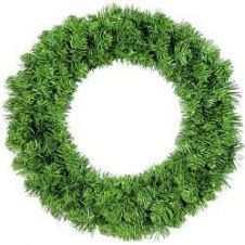 Kaemingk Imperial Pine Wreath Green - 60cm