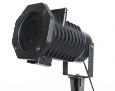 Kaemingk LED 5 Design Projector - Multi Coloured