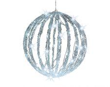 Kaemingk LED Acrylic Ball - 40cm, 70 lights