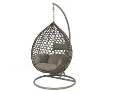 Kaemingk Montreal Hanging Chair - Grey