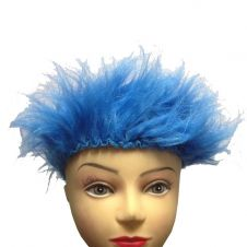 Kids Blue Wig