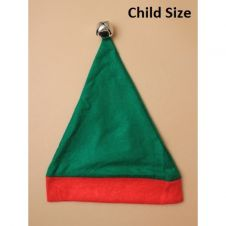 Kids Christmas Elf Hat