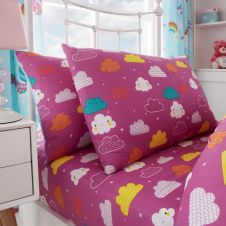 KIDS ROTARY SHEET SET SINGLE UNICORN FAIRY TALE - 7411