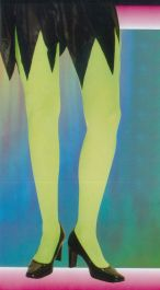 Ladies Neon Tights