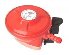 Lifestyle Propane 27mm Clip on Regulator - Red