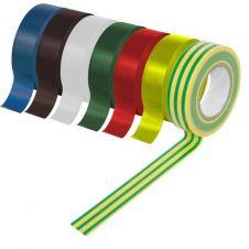 Lyvia PVC Insulating Tape - 33m x 19mm Black