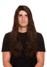 Male Rock Heavy Wig 130g