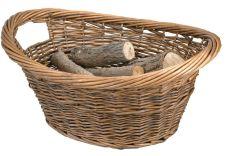 Manor Log Basket - Cradle
