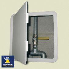 Manthorpe 300X300mm Access Panel White
