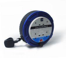 Masterplug Cable Reel 10 Amp - 5m