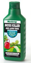 Maxicrop Moss Killer & Lawn Tonic - 500ml