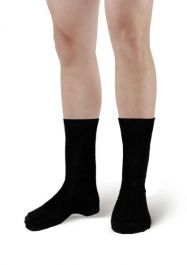 Mens Black Ankle High Socks(12 Pairs)