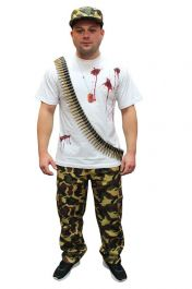 Unisex Camouflage Trousers