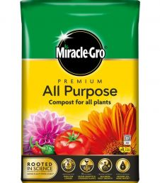 Miracle Gro All Purpose Compost - 40L