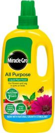Miracle-Gro All Purpose Concentrated Liquid Plant Food - 1L