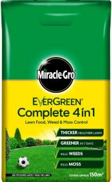 Miracle-Gro Evergreen Complete - 150m2 Bag