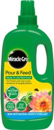 Miracle-Gro Improved Pour & Feed - 1L