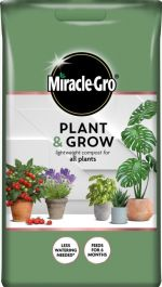 Miracle-Gro Plant & Grow All Purpose Compost - 6L