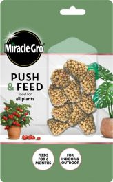 Miracle-Gro Push & Feed - 10 Cones