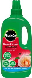 Miracle-Gro Rose & Shrub Food Liquid - 1L